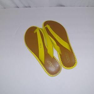 Ralph Lauren women's flip flops Sz 7M